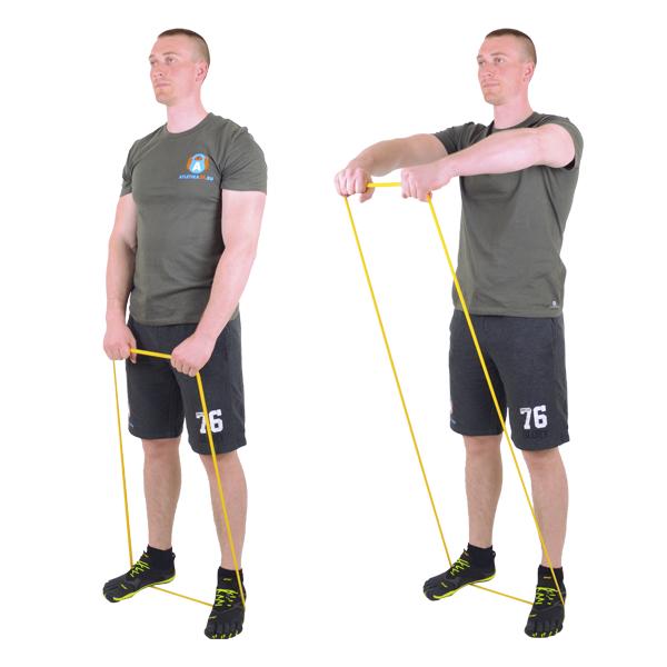 Изображение - Упражнения с резиной для плечевого сустава 322ea5fb8cad0b7afc1ef69d86dabff9