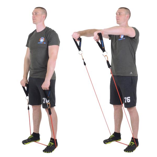 Изображение - Упражнения с эспандером для плечевого сустава d2ebe2173156864e5e6c356b70b10343